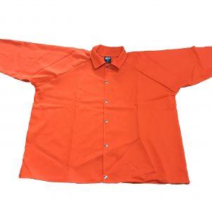 Artic Wear FR Welding Jacket - Full Front View