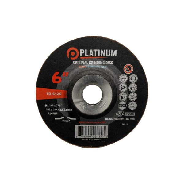 PLATINUM cutting disc-6126