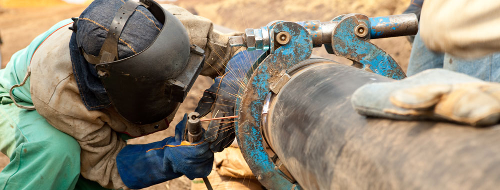 pipeline construction equipment canada
