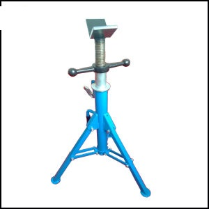 HCPS BLUE PIPE STAND