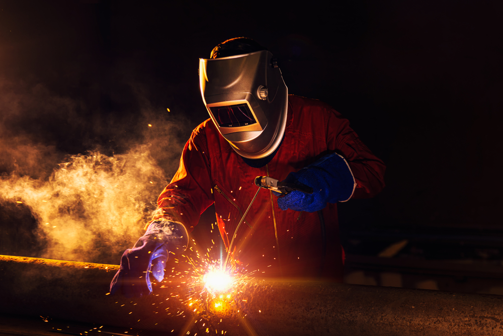 Practice Welding Safety With Proline Pipeline Equipment