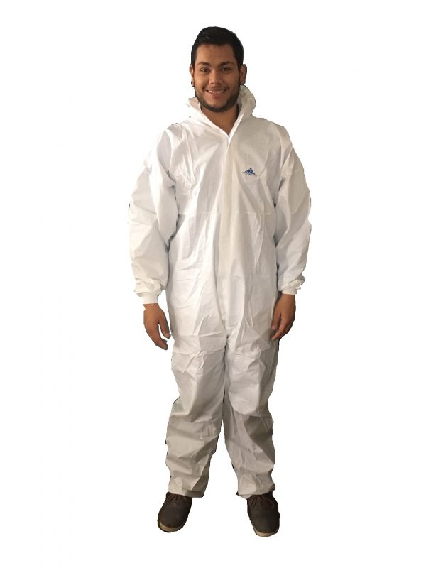 Coverall Suit Front