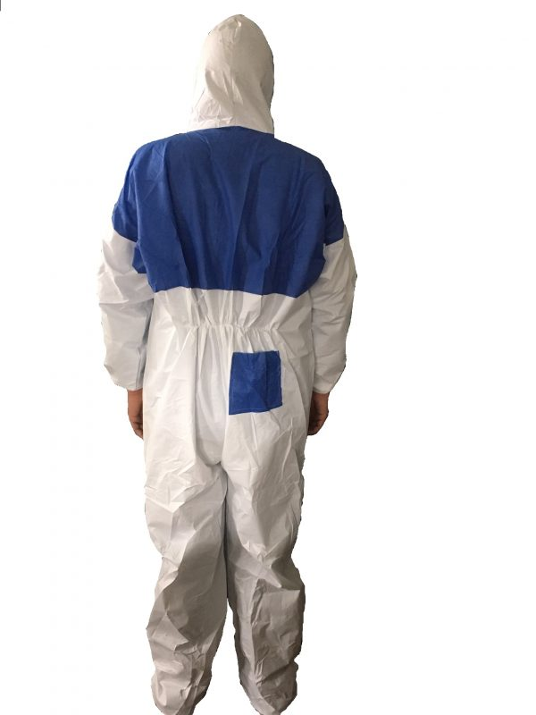 Coverall Suit Back