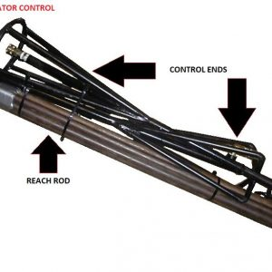 Reach Rod & Control Ends
