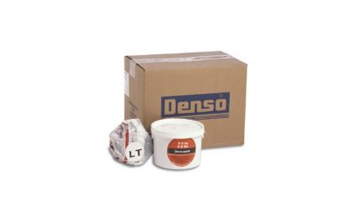Coating Safely With Denso Products